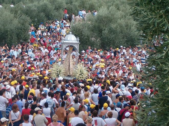Bajá de la Virgen de la Sierra