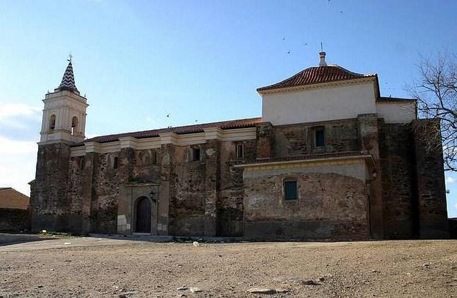 Iglesia Castillo de Santa María Magdalena