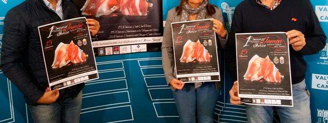 I Concurso de cortadores de jamón ibérico Ciudad de Valverde del Camino
